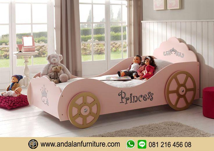 Tempat Tidur Mobil Anak Cars Harga Terbaru