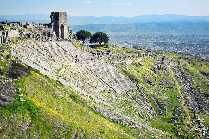 Pergamon, Izmir