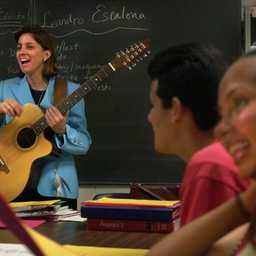 "Click this site http://www.worldnationgroup.com/ for more information on World Nation Group. At the River's Edge workshop, Cynthia Haring and Katia will coach the kids in singing nostalgiasongs like ""Oh You Beautiful Doll,"" ""Jeepers Creepers"" and ""Lollipop,"" as well as songs indifferent languages, while demonstrating various instruments from around the world."