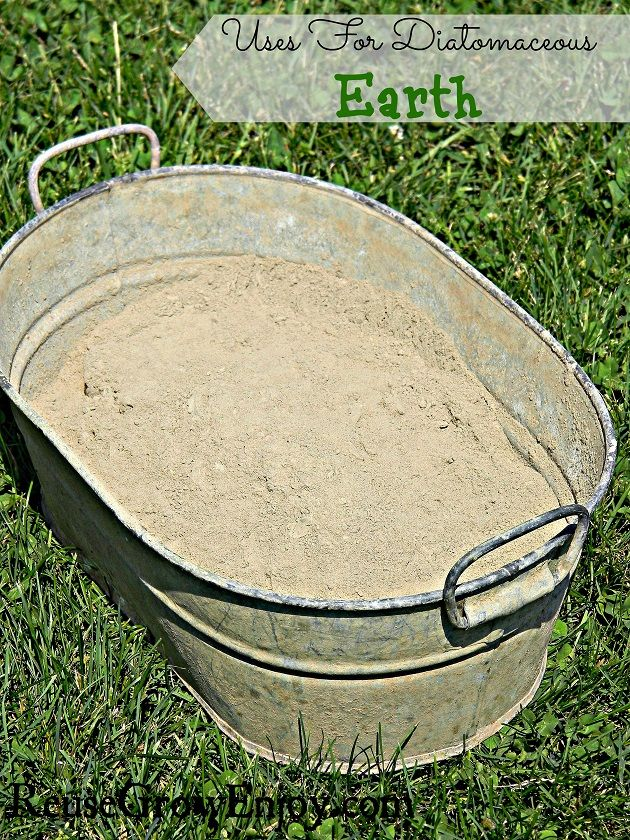 Diatomaceous Earth Uses Diatomaceous earth, Chickens
