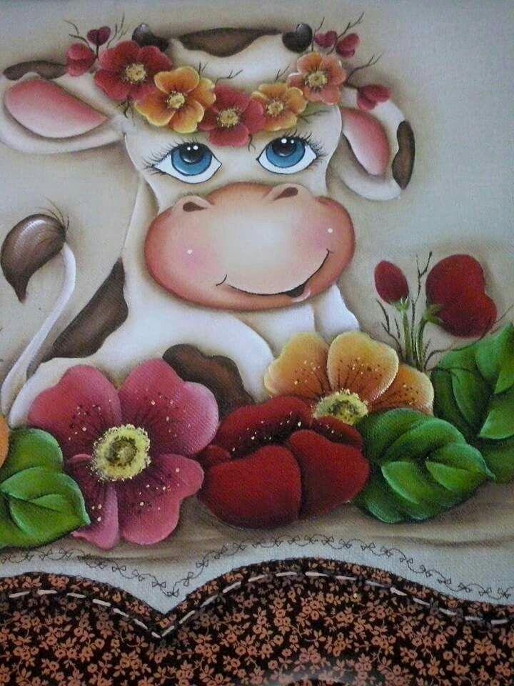 pintura em tecido por Marcia Siqueira