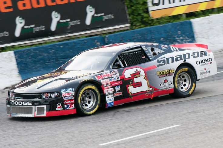 Snap-on Tools/Rockstar Energy Drink Dodge on track at Delaware Speedway
