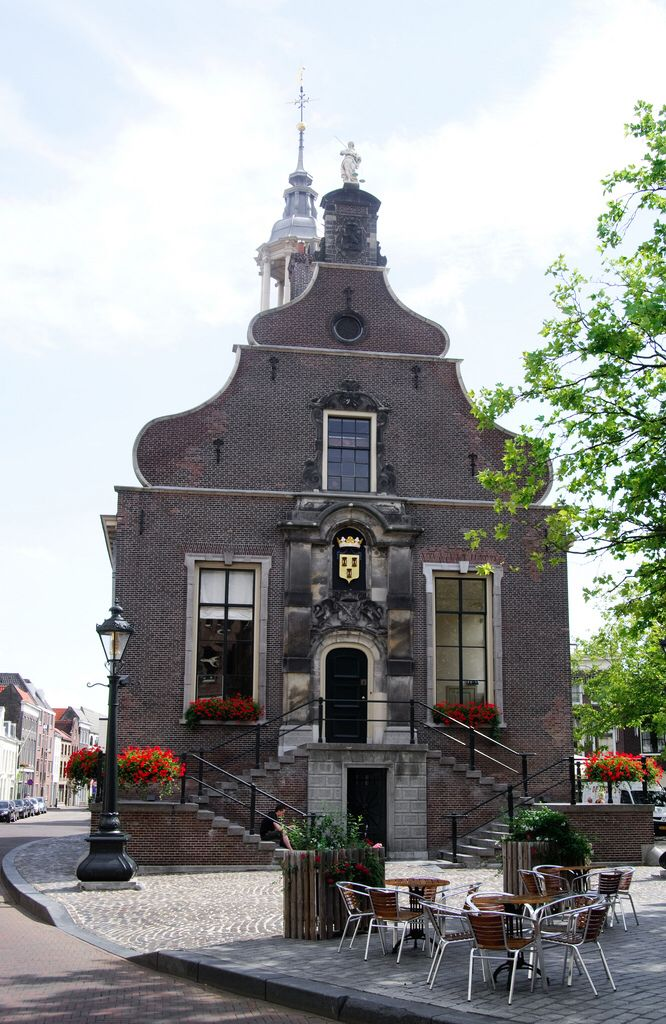 Old cityhall, Schiedam. Visit shop.holland.com for #dutchdesign books and gifts