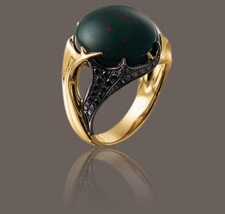Garrard Hunter ring
