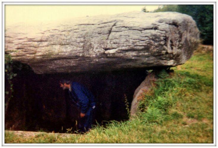 Allineamenti di Carnac, Bretagna, 1992