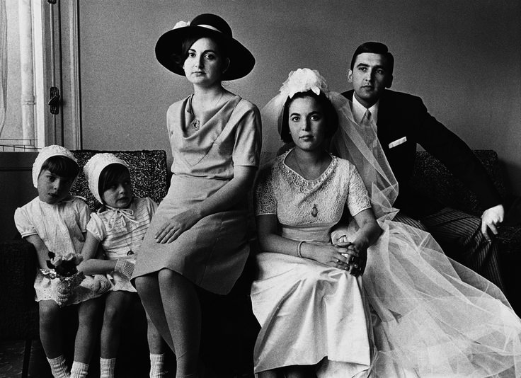 José Miguel de Miguel Retrato de una boda, 1967.