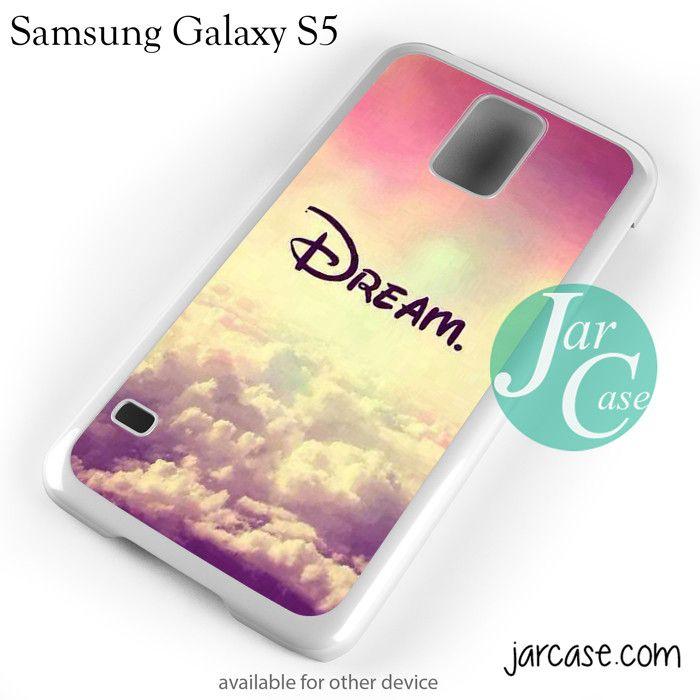 Disney Dream Phone case for samsung galaxy S3/S4/S5