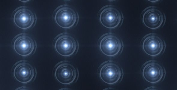 This is a  collection of 16  cinematic Stage Light Effects.   Good use for backgrounds as well as overlays and transitions.   Creates an atmosphere of movie set, stadion/concert light or just a f...