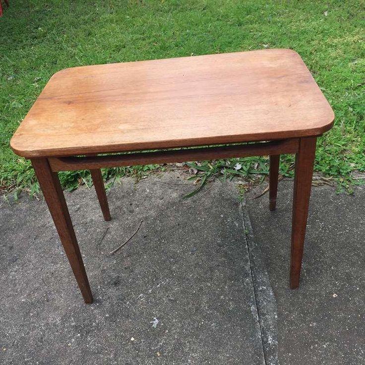 Vintage Retro Coffee Table Side Mid Century Coffeetable