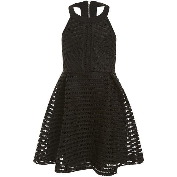 Girl's Vertical Limit Dress - Bardot Junior via Polyvore
