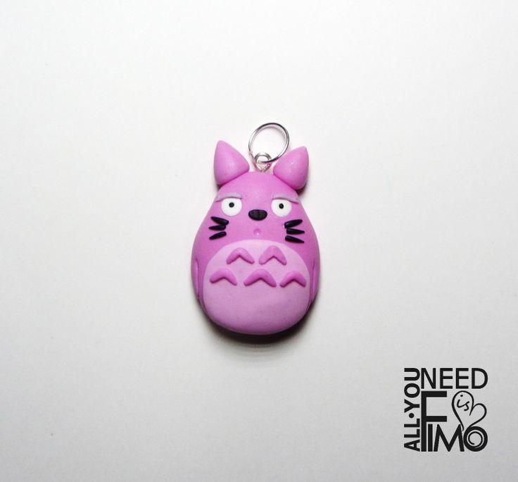 Innovative pink Totoro pendant now in my Etsy and AlittleMarket Shop!  AlittleMarket: https://www.alittlemarket.it/ciondoli/ciondolo_totoro_rosa_ciondolo_studio_ghibli_ispirato_ciondolo_miyazaki_ispirato_totoro_fimo_ciondolo_fimo_ciondolo_anime_ciondolo_rosa-20180233.html  #fimo #polymerclay #artigianato #fattoamano #totoro #pinktotoro #myneighbourtotoro #studioghibli #miyazaki #anime #otaku #japan #pendant #charm #ciondolo #portachiavi #keyring #keychain #charm #pink #etsy #etsyshop