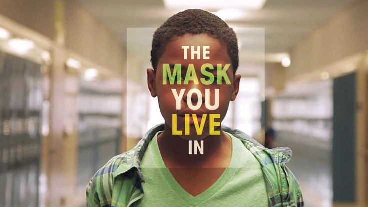 The three words that has corrupted the American concept of masculinity and destroyed boys before they grow into men: trailer for The Mask You Live In film. For more, go to: http://facebook.com/themaskyoulivein