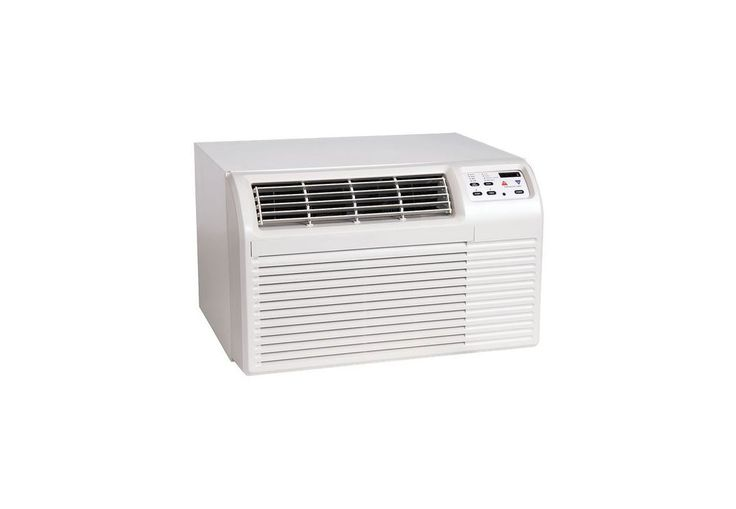 Amana PBC122G00CB 11800 BTU Through-the-Wall Air Conditioner with Electronic To Stonewood Beige Air Conditioners Through Wall Cool Only