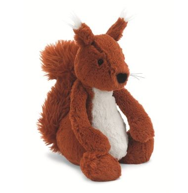 Woodland SquirrelWoodland Babes,  Teddy Bears, Stuffed Squirrels, Babes Squirrels, Jellycat Woodland, Squirrels 12, Stuffed Animal, Bash Squirrels, Squirrels Toys