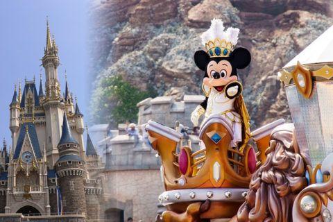 Tóquio Disney Resort expandirá suas instalações Frozen e A Bela e a Fera são algumas das novas atrações anunciadas pela Tóquio Disney Resort, que planeja aumentar o número de visitantes para 33 milhões.