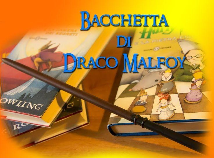PotterTutorials - Costruire una Bacchetta magica di Harry Potter
