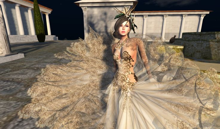 Grace Gown made By Jumo