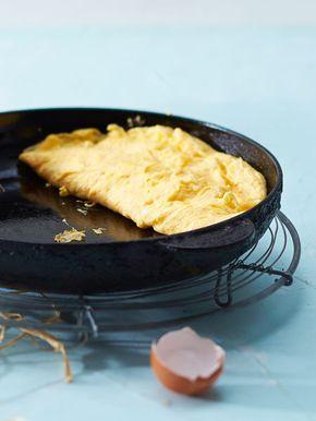 Omelett-Grundrezept - so einfach ist die Zubereitung!