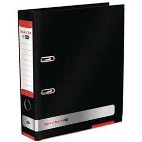 Elba Black n' Red Lever Arch File Each 400051488 - A4 Lever Arch Files Folders    http://office.needa.ie/elba-black-n-red-lever-arch-file-each-400051488.html