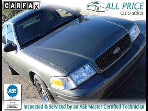 Cheap Used Cars For Sale in PhoenixAZ. 85034 2007 Ford Crown Victoria P & Best 25+ Crown victoria for sale ideas on Pinterest | American ... markmcfarlin.com