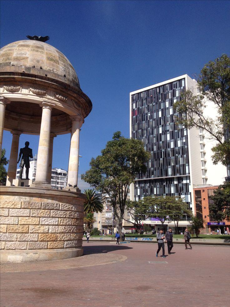 Parque de los periodistas, Bogotá D.C.