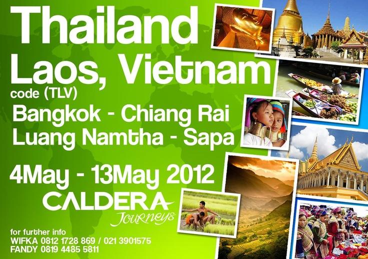 Thailand - Laos -Vietnam