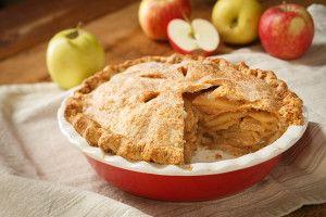 Apple Pie (A Famosa Torta de Maçã Americana)