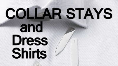 Collar-Stays-and-Dress-Shirts Real Men Real Style
