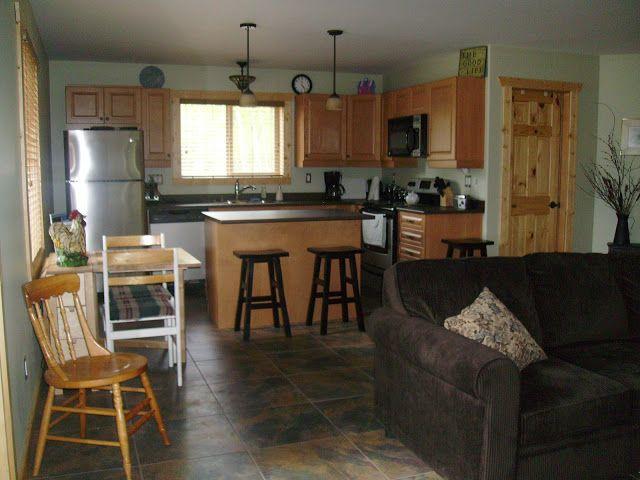 Homestead interior. Cabin Cozy! Call today 250-566-8483