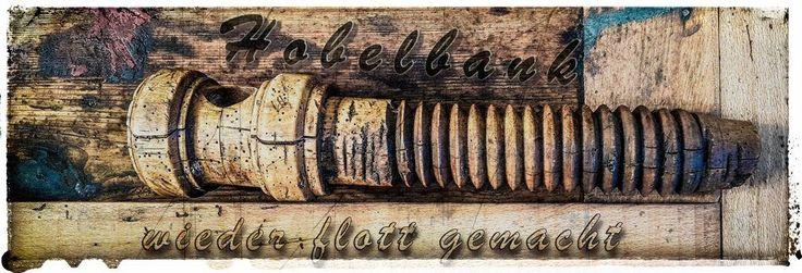 DIY Anleitung: alte Hobelbank wieder flott gemacht   #wood #wooden #woodworking #woodwork #workbench #Werkbank #Holz #Restaurieren #Tischler #Schreiner