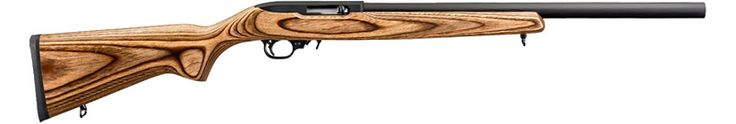 The Ruger 10/22 Target Rifle