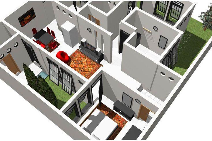 Desain Interior Rumah Mungil Sederhana - http://desaininteriorjakarta.com/desain-interior-rumah-mungil-sederhana/
