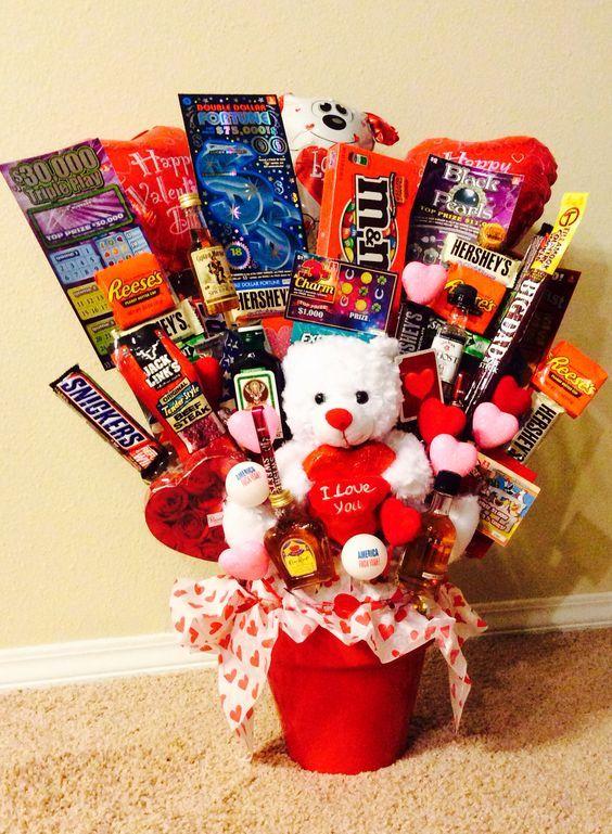 bro-quet | Cute DIY Valentines Ideas for Him