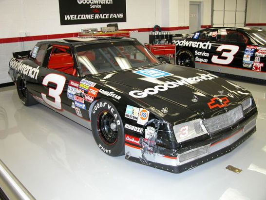 earnhardt goodwrench 1987 car | Thread: 1987 Buick GNX Dale Earnhardt Goodwrench #3 template