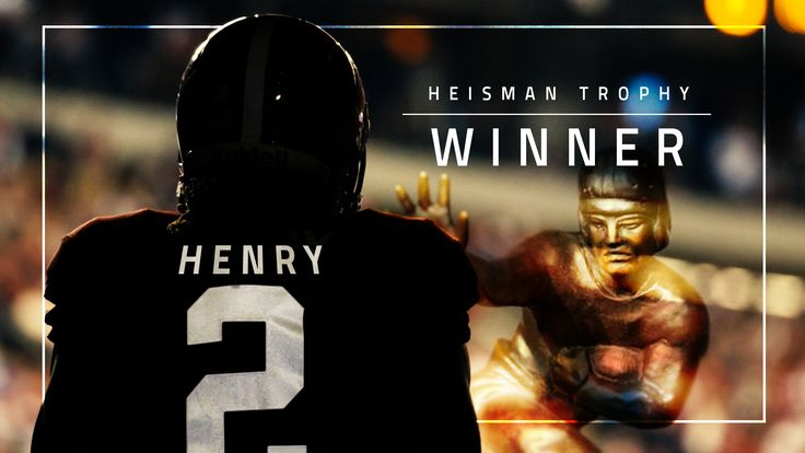 Hype met, promise fulfilled, Derrick Henry delivers with a Heisman Trophy | AL.com