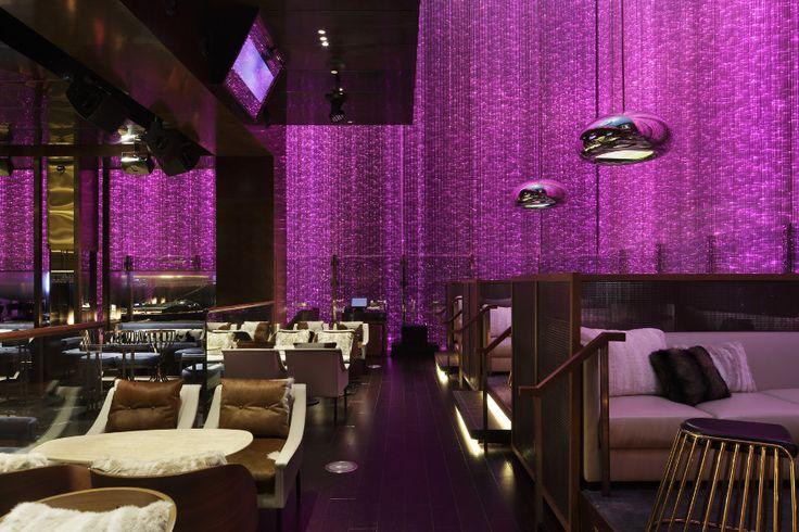 FEI W Hotel Guangzhou, China - Aoyama Nomura Design (sparkling facade lighting) 1  Winner of the Restaurant & Bar Design Awards 2014 – Best Bar