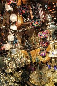 Lanterne al Gran Bazar