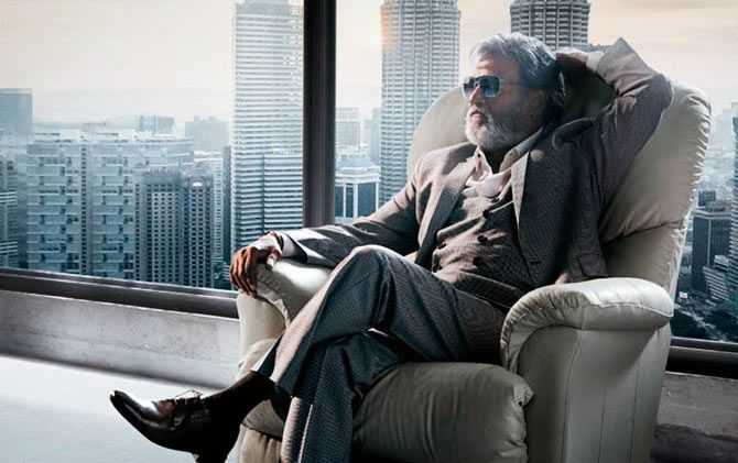 SuperStar Rajinikanth's 'Kabali' now the first film in Malay