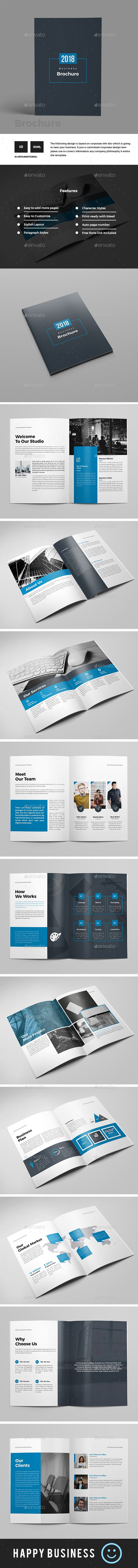 Best Brochure Template PSD Designs Images On Pinterest - Download brochure template word