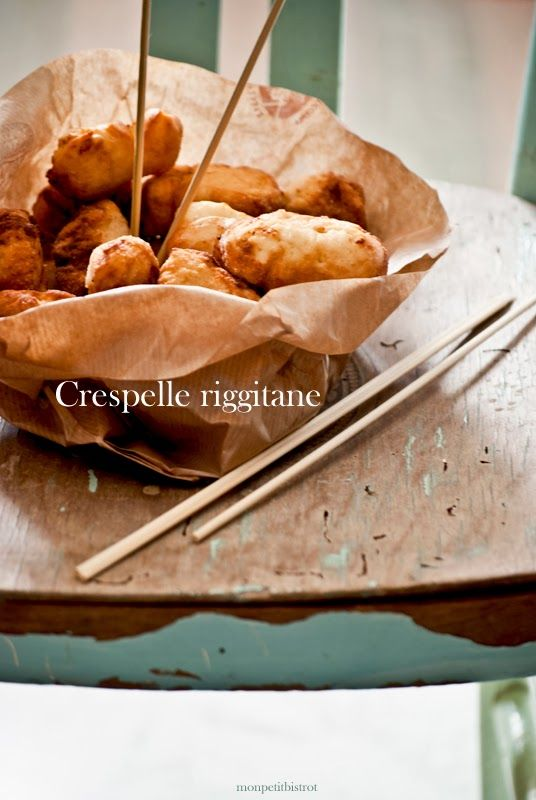 Mon petit bistrot: Sunday cooking :street food, andiamo a Reggio Calabria!