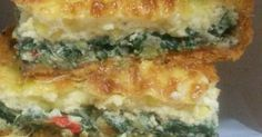 Fabulosa receta para Tarta de espinaca y choclo cremoso. Bien vegetariana, con una de las masas más ricas que hago..aquí la comparto con ustedes....