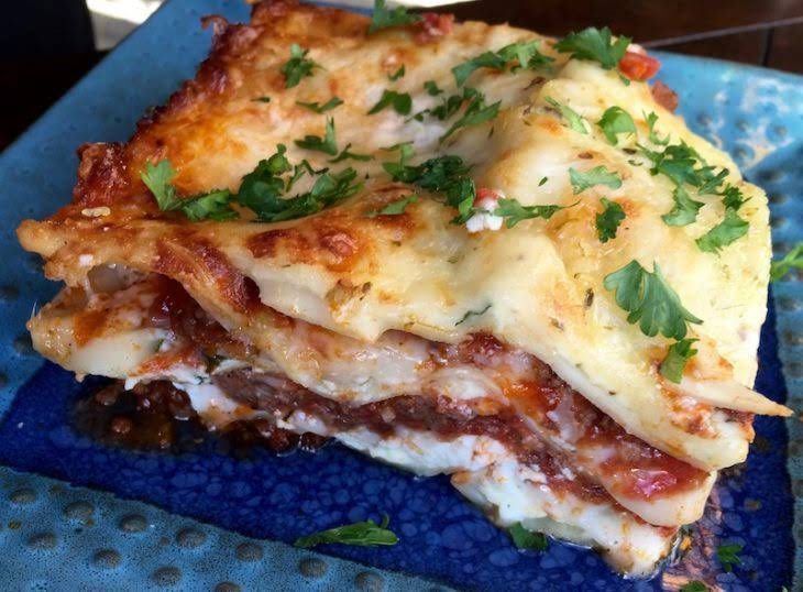 Easy Lasagna Recipe Cottage Cheese Sour Cream Easy Lasagna Recipe Cottage In 2020 Easy Lasagna Recipe Easy Lasagna Recipe With Ricotta Lasagna Recipe With Ricotta