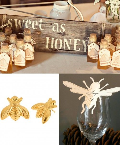 Savannah - honey wedding favor @Savannah Bee Company