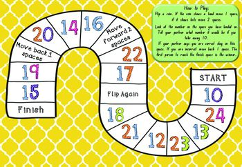 Print and Play Maths Games