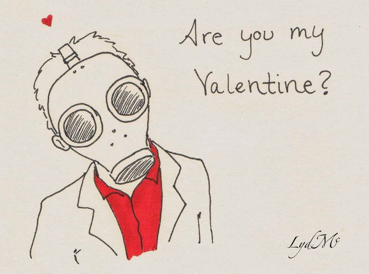 LydMc: Love is in the Cards - Happy Valentine's Day! ... Nerdy valentines in all your favorite memes! Doctor Who <3