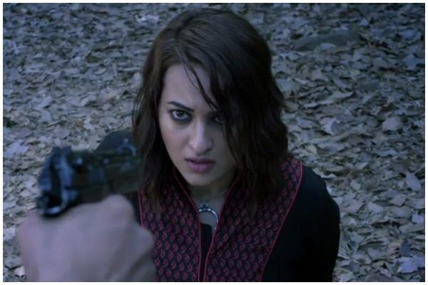 Sonakshi Sinha Is Fierce and Furious in the Akira Trailer - Eventznu.com