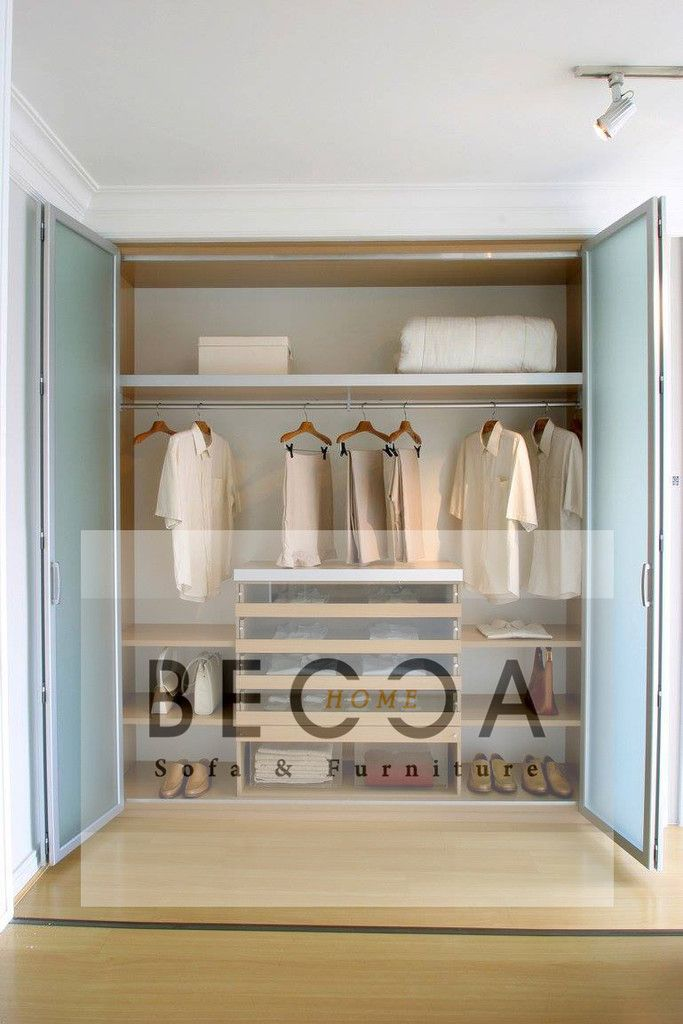 This wardrobe made by custom furniture contractor BECCA Living Sofa & furniture.