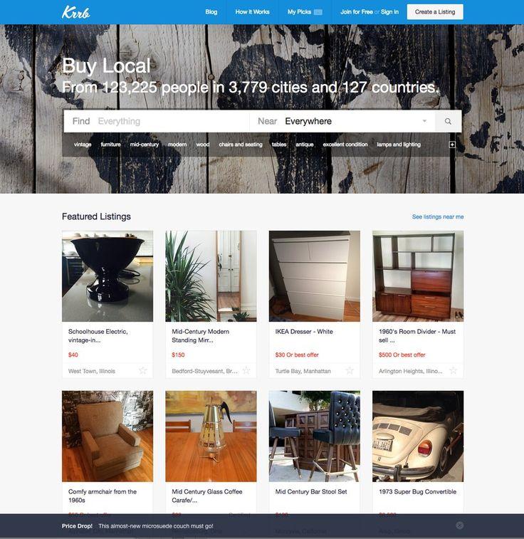 5 Sites Better Than Craigslist. Best 25  Furniture deals ideas on Pinterest   Furniture deals near