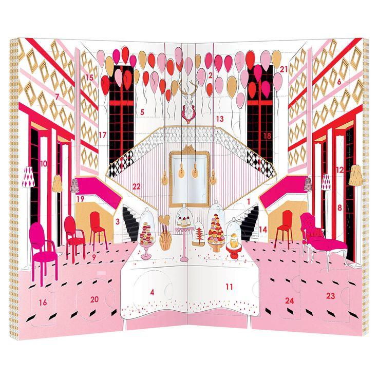 Calendrier de l'Avent de Sephora sur sephora.fr : Toutes les plus grandes marques de Parfums, Maquillage, Soins visage et corps sont sur Sephora.fr
