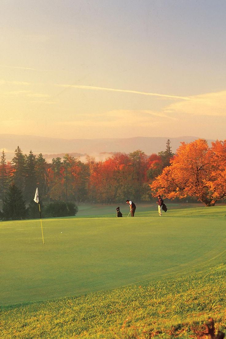 Golf in the Berkshires. #dream #golf #Sunnybrae